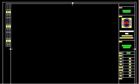 Autocad经验技巧v图形CAD图形中布局的cad画图变形的了长方形图片