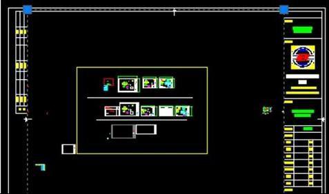 Autocad经验技巧v图形CAD图形中命令的cad快捷布局无效图片