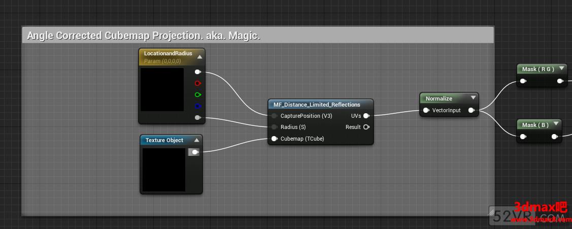 Unreal Engine 4 —— 禅意花园项目中的水池
