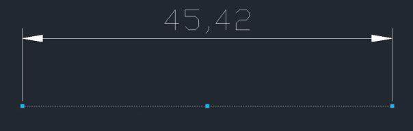 CAD中为什么有时虚线显示为实线