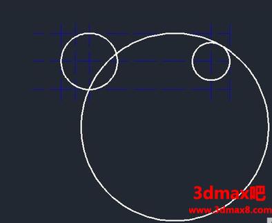 如何用CAD绘制手柄