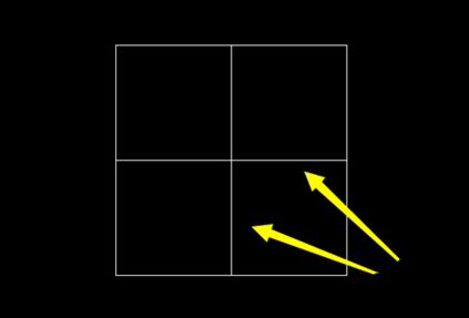 cad中作正方形的内切圆.png