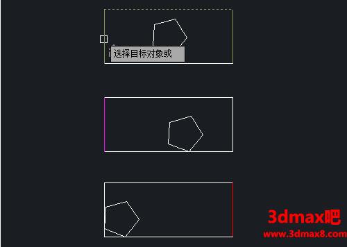 快速修改CAD中多个线条的颜色